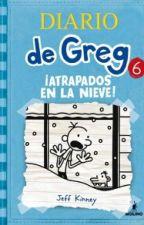 Diario de Greg 6 ¡Atrapados en la nieve! by Sheila-19