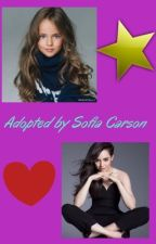 Adopted by Sofia Carson  by Happykitten_123