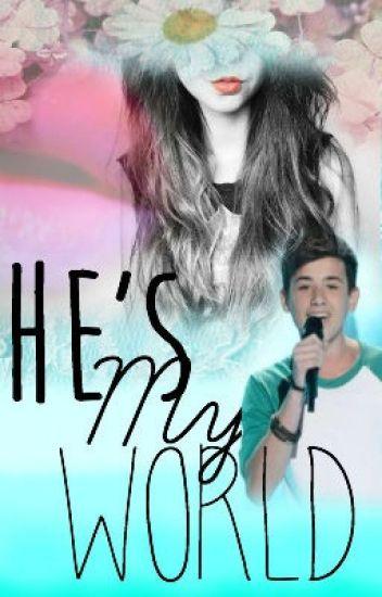 He's my world | Chris Lanzon