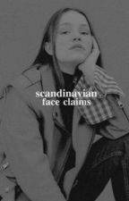 scandinavian face claims by scandisociety
