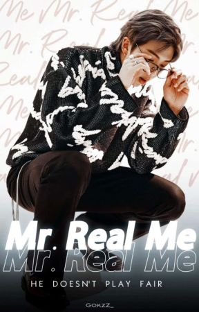 Mr.Real Me    KNJ 【ON HOLD】 by GokzZ_