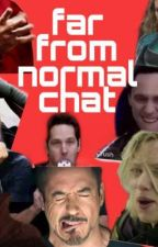 Far from normal chat ~ marvel chat by fokas_of_magneto