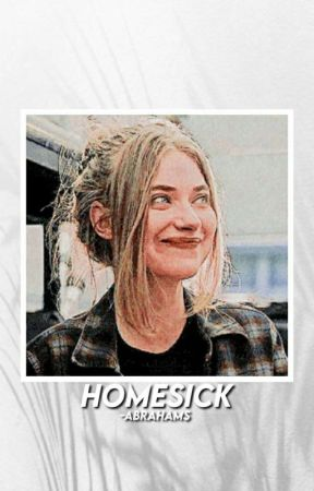 HOMESICK. (the walking dead) by -abrahams