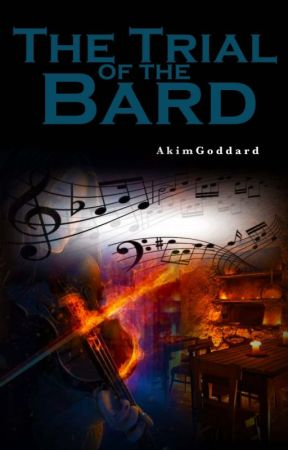 The Trial Of The Bard by kingakim100