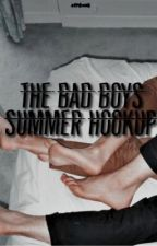 The Bad Boys Summer Hookup (boyxboy) by deathdlux