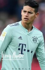 Wrong Number| James Rodriguez by dybvla