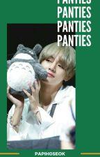 Panties ✧ Kookv. by PAPIH0SEOK