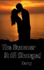 The Summer It All Changed by penguinshockey4ever