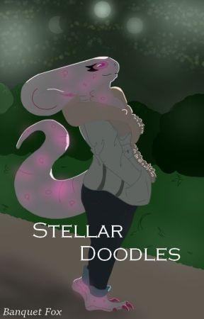 Stellar Doodles  by BanquetFox