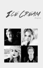 ice cream | l.h (tradução PT) by TwixWife