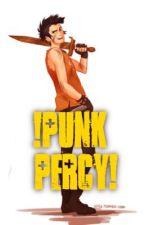 ¡Punk Percy! (Percy Jackson FanFiction) by dj_jd_x