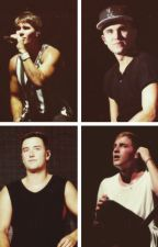 Big Time Rush Imagines by DrRusher
