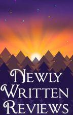 Newly Written Reviews by newlywrittenbooks