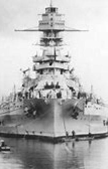 U S S Arizona's second chance (RWBY x WW2 Battleship