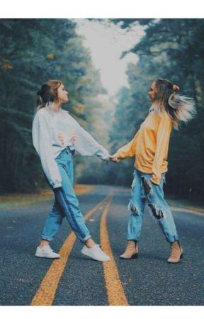 Friends Apart by BlackandBlue222