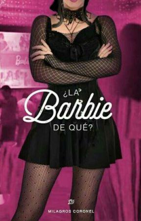 ¿La Barbie de qué? by TanitaMCC1617