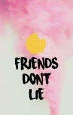  Friends Dont Lie ~(IT X Reader X ST) by losersquadunite