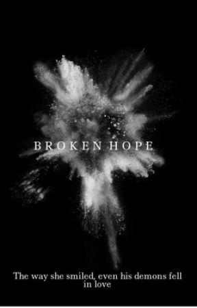 Broken Hope | ✔️ by jupiterbabyyyy