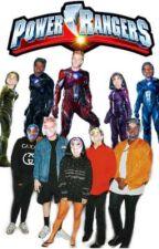 Power Rangers (Pentatonix) by smoshptx