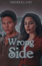 Wrong side ♡ Sam Uley  by -MissHolland