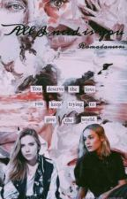 All I need is you - Romadanvers by Romanoffdenvrxs