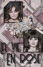 LA VIE EN ROSE.                                        rosalie hale.  by endlesslywhtlck