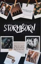 STORMBORN ━ 𝐕𝐈𝐊𝐈𝐍𝐆𝐒 by -ahsoka