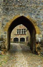 Le village médiéval de LO à Presles dans l'Oise (95)... by EclipseTotale