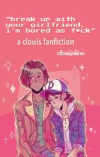 break up with your girlfriend, i'm bored as f*ck by clouistine