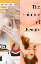 The Epitome of Beauty // Mark x Sana // by Alfantasy_