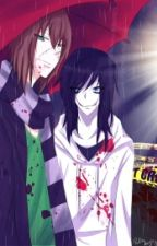 Jeff the killer x Reader x Homicidal Liu by DarknessHolder13