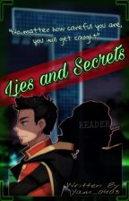 (Sequel) Lies and Secrets [Damian Wayne X Reader]  by Yam_0403