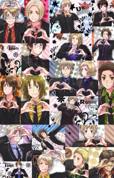 Hetalia Country X Reader One Shots {Discontinued}