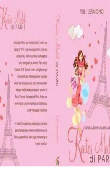 Gaun Merah Jambu Amira 2 (Kontes Model di Paris) (Terbit)