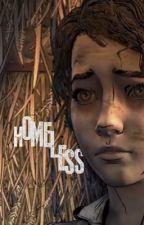 Homeless -Clementine x Louis- [Highschool AU] by Olena_MU