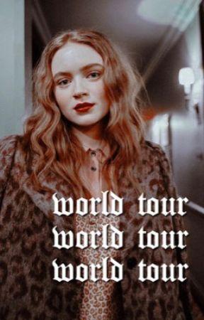 WORLD TOUR ( it! ) by sameezyy