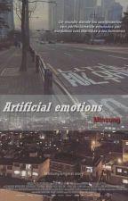 Artificial emotions   (Minsung) by Todorokia