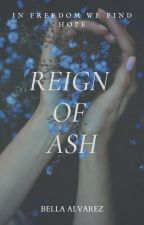 Reign of Ash|Levi Ackerman by BellaAlvarez