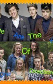 We are the kids of One Direction (spanking story) by booksB4looks