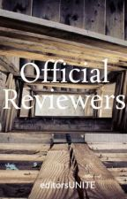 Official Reviewers by editorsUNITE