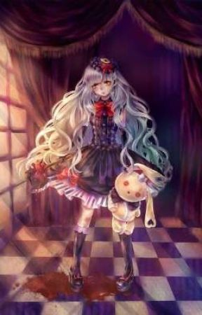 Lady of the Dark (Mature VOCALOID Fanfic) by AmyCamila111