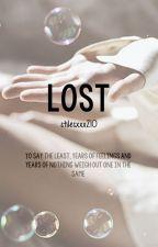 lost // luke hemmings by hypedhalsey