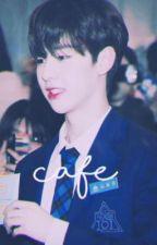 café ♡ kim dongyun by baekjinies