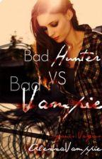 Bad Hunter VS Bad Vampie by SyaYari