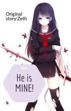 He is MINE! by Zeth435