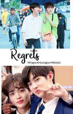 Regrets •Minkyu x Hyungjun x Wonjin• by splendidjihoon