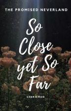 So Close Yet So Far by cheriemon
