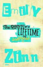 The Rants of a Lifetime...on Wattpad by ChineseNoodle2