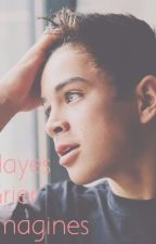 Hayes Grier Imagines by sydney1326