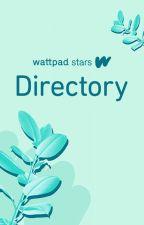 Wattpad Stars Directory by WattpadStars